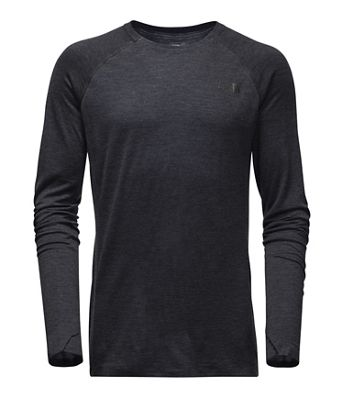 The North Face Men's Wool Baselayer LS Crew Neck