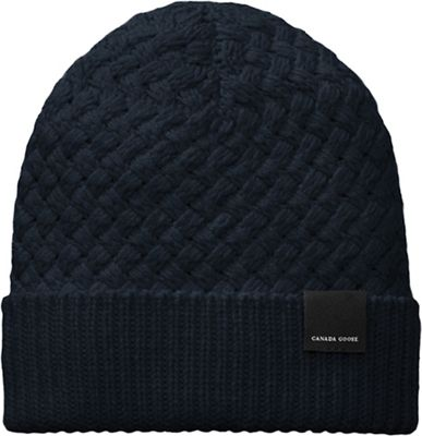 Canada Goose Women's Basket Stitch Toque Beanie