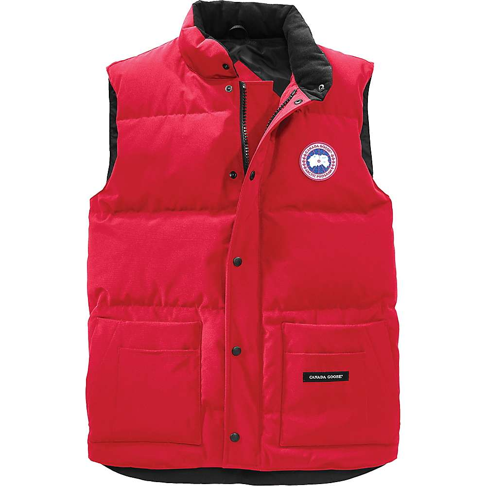 canada goose gilet blue brush camo
