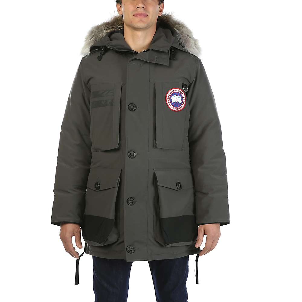 canada goose mountaineer jacket amazon