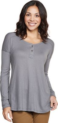 Toad & Co Women's Aria Henley LS Top