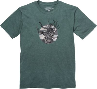 Toad & Co Men's Bristlecone SS Tee