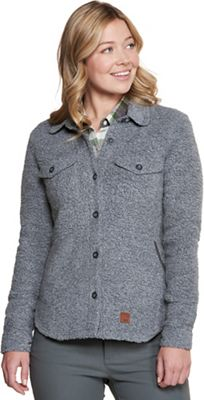 Toad & Co Women's Boxcan Sherpa Overshirt