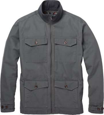 Toad & Co Men's Carver Canvas Coat