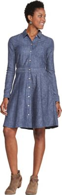Toad & Co Women's Chambray Shirt Dress