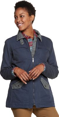 Toad & Co Women's Corbett Canvas Jacket