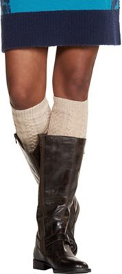 Toad & Co Women's Donegal Cable Legwarmer
