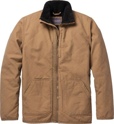 Toad & Co Men's Double Bock Jacket