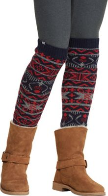 Toad & Co Women's Fairisle Legwarmer