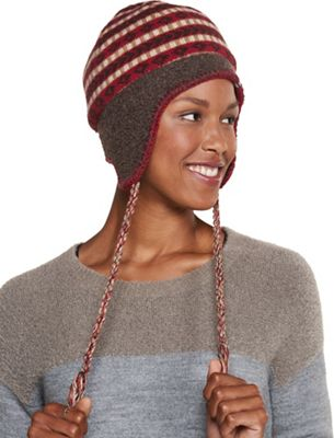 Toad & Co Women's Fairisle Peruvian Hat