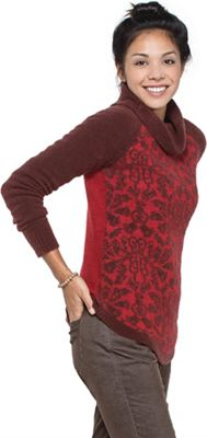 Toad & Co Women's Lucianna T-Neck Sweater