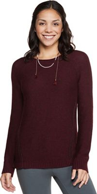 Toad & Co Women's Marlevelous Panel Crew Sweater