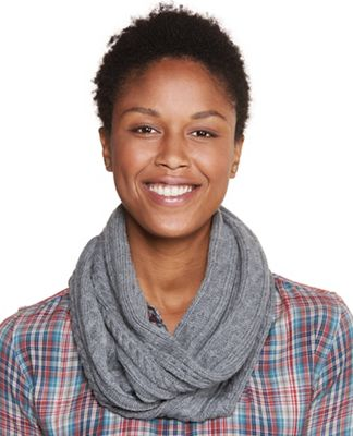 Toad & Co Women's Merino Cable Scarf