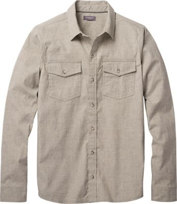 Toad & Co Men's Oxford Vault Slim LS Shirt