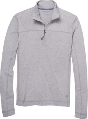 Toad & Co Men's Pacer Slim LS 1/4 Zip Top