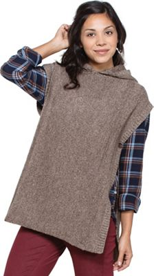 Toad & Co Women's Pico Poncho Sweater
