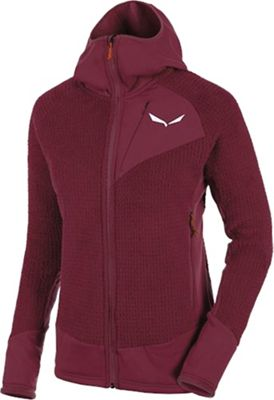 Salewa Women's Ortles PTC Highloft Full Zip Hoody