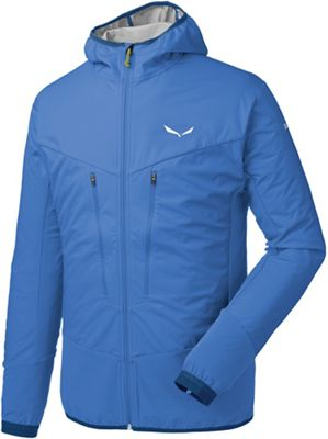 Salewa Men's Pedroc Hybrid SW/DST Jacket