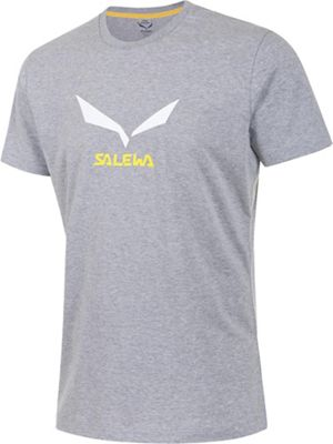 Salewa Men's Solidlogo 2 CO SS Tee