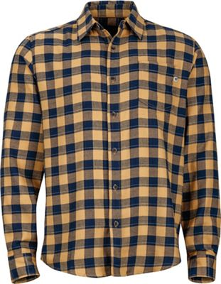 Marmot Men's Bodega Flannel LS Shirt