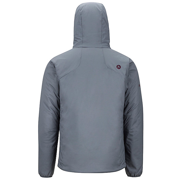 Marmot Novus Hooded Jacket Mens Dark Cerulean XXL