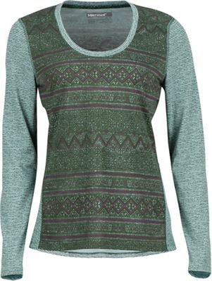 Marmot Women's Simone LS Top