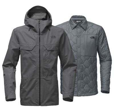 The North Face Men's 3L Triclimate Jacket