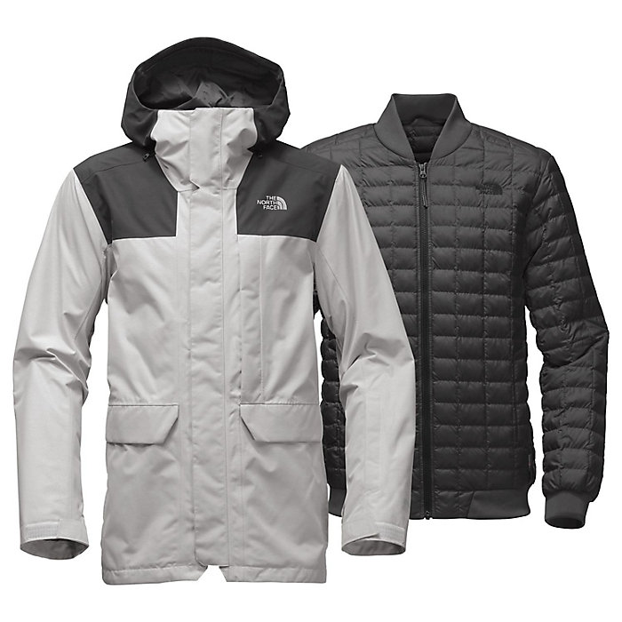 ef58e7a99 The North Face Men's Alligare ThermoBall Triclimate Jacket - Moosejaw