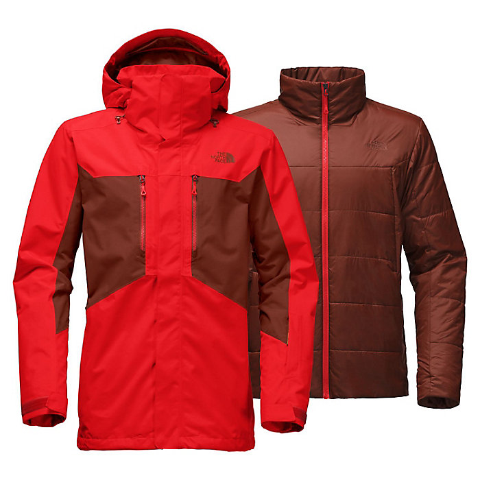 b75015c2e The North Face Men's Clement Triclimate Jacket - Moosejaw