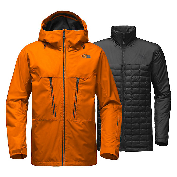 b0406731f The North Face Men's ThermoBall Snow Triclimate Jacket - Moosejaw