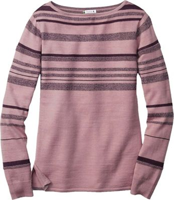 Smartwool Women's Cascade Valley Stripe Sweater