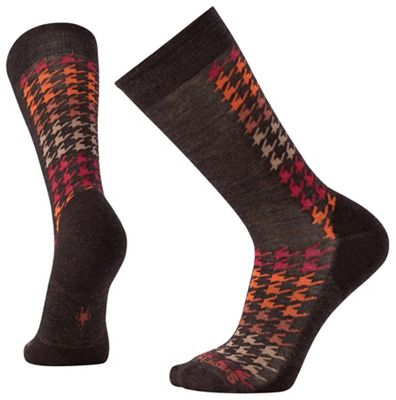 Smartwool Men's Houndstooth Crew Sock
