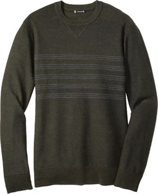 0e31fed90f4 Smartwool Men s Kiva Ridge Reverse Jersey Stripe Crew Top