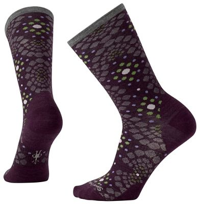 Smartwool Women's Pompeii Pebble Crew Sock