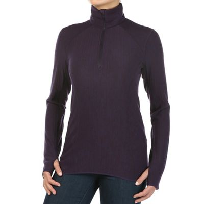 Icebreaker Women's Descender LS Half Zip Top