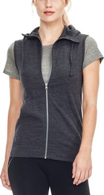 Icebreaker Women's Dia Hooded Vest