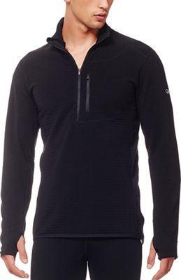 Icebreaker Men's Descender LS Half Zip Top