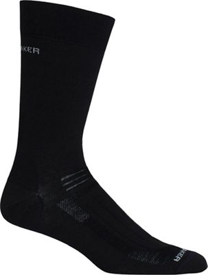 Icebreaker Men's Hike+ Ultralight Liner Crew Sock
