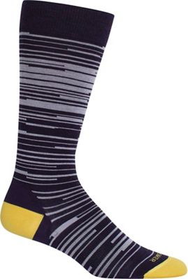 Icebreaker Women's LifeStyle Over The Calf Fine Gauge Daybreak Sock