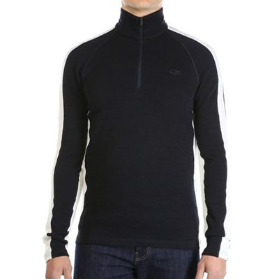 Icebreaker Men's Remarkables LS Half Zip Crewe