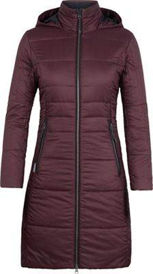 Icebreaker Women's Stratus X 3/4 Hooded Jacket