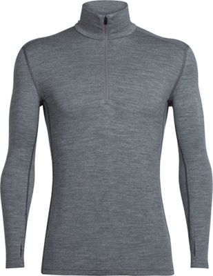 Icebreaker Men's Tech Top LS Half Zip Top