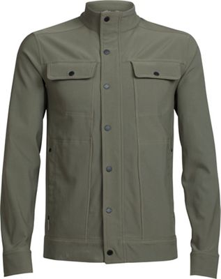 Icebreaker Men's Utility Softshell Jacket