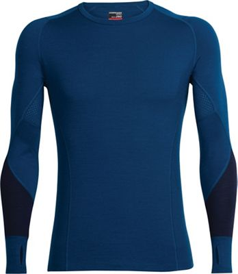 Icebreaker Men's Winter Zone LS Crewe