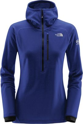 The North Face Summit Series Women's L2 FuseForm Grid Fleece 1/2 Zip Hoodie
