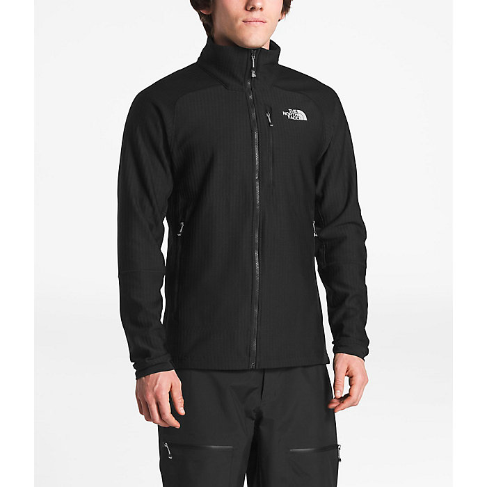 c2fc3a831 The North Face Summit Series Men's L2 FuseForm Grid Fleece Full Zip ...