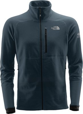 The North Face Summit Series Men's L2 FuseForm Grid Fleece Full Zip