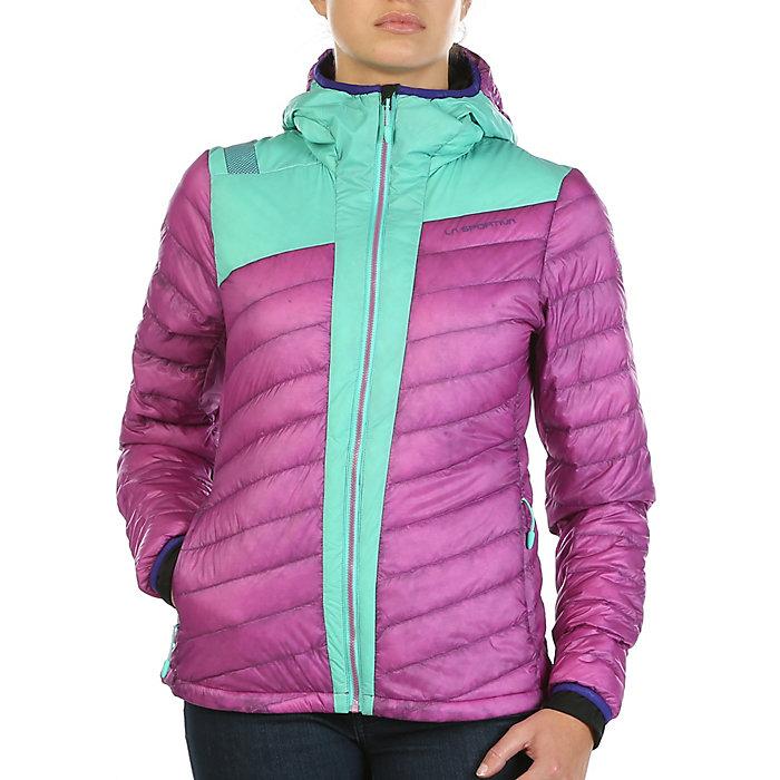 La Sportiva Women's Frontier Down Jacket Moosejaw