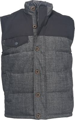 Woolrich Men's Bitter Chill Wool Loft Vest
