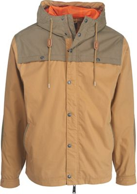Woolrich Men's Crestview Eco Rich Hooded Jacket